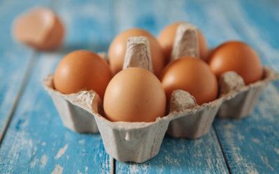 El consumo de huevos se dispara en 2020 en las casas españolas
