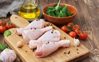 4 beneficios que quizá no conocías de la carne de pollo